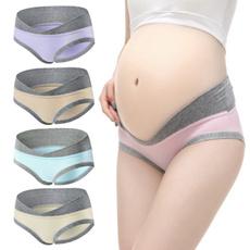 Underwear, Panties, Cotton, Waist