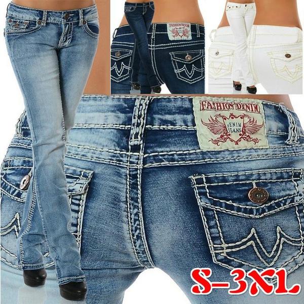 womenpencilpant, casualjeanswomen, Plus Size, plus size jeans