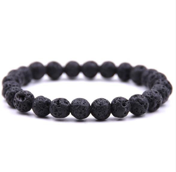 black bracelet, Beaded Bracelets, turquoisebracelet, Jewelry