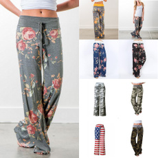 Women Pants, pajamapant, Moda, Yoga