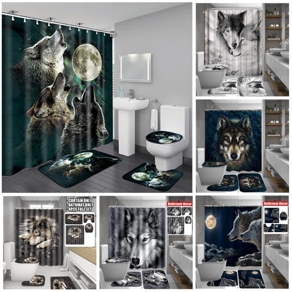 Bathroom, Home Decor, Cover, Design