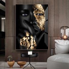 Decor, blackwoman, Wall Art, Jewelry