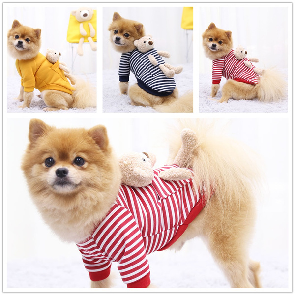 Fashion, Spring, pet dogs winter coat, Dog Clothes