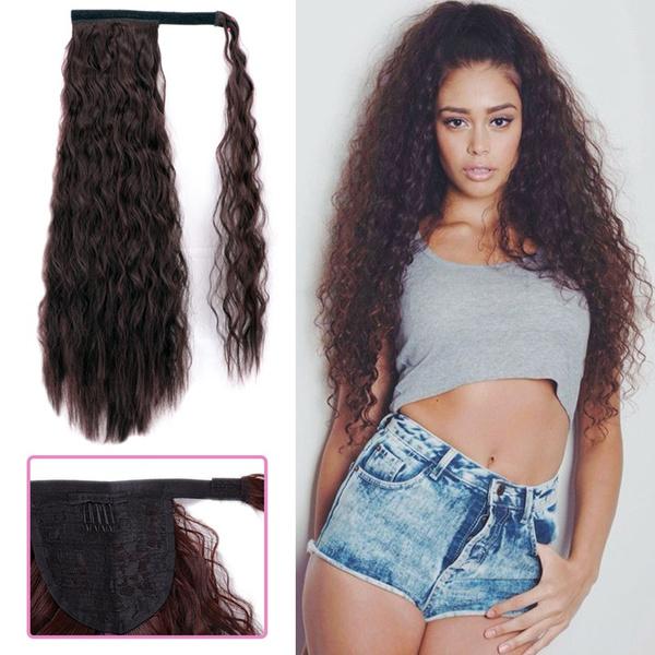wig, wighorsetail, Gel, Hair Extensions