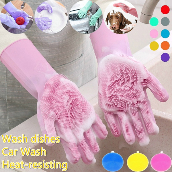 dishwashingglove, petaccessorie, Cleaning Supplies, Gloves