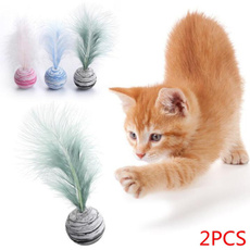 feathertoy, cattoy, Toy, Star