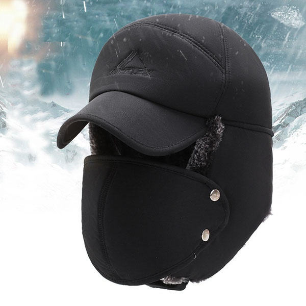 Warm Hat, Outdoor, Cycling, Winter