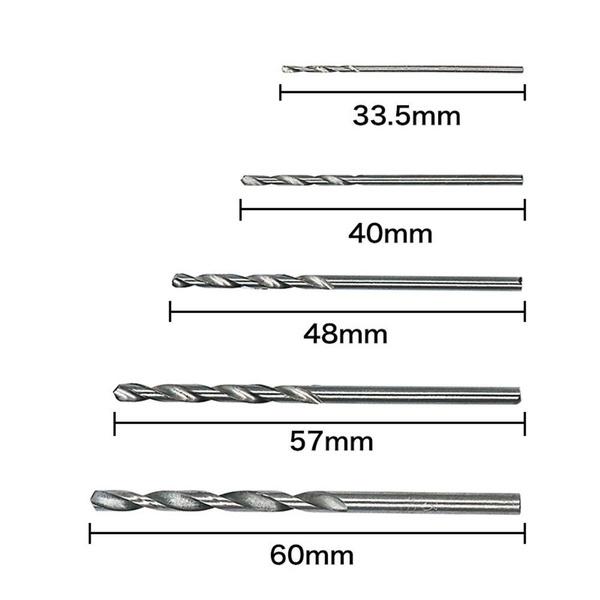 titaniumcoateddrillbitset, drillbitstool, twistbit, Durable