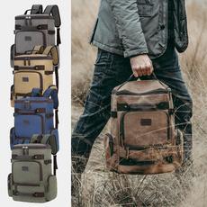 Vintage, Outdoor, Capacity, Hiking