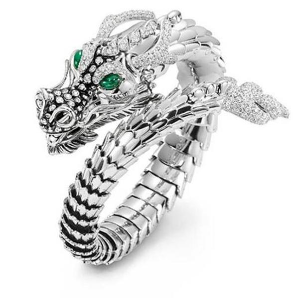 dragonring, 925 silver rings, Sterling Silver Ring, Vintage