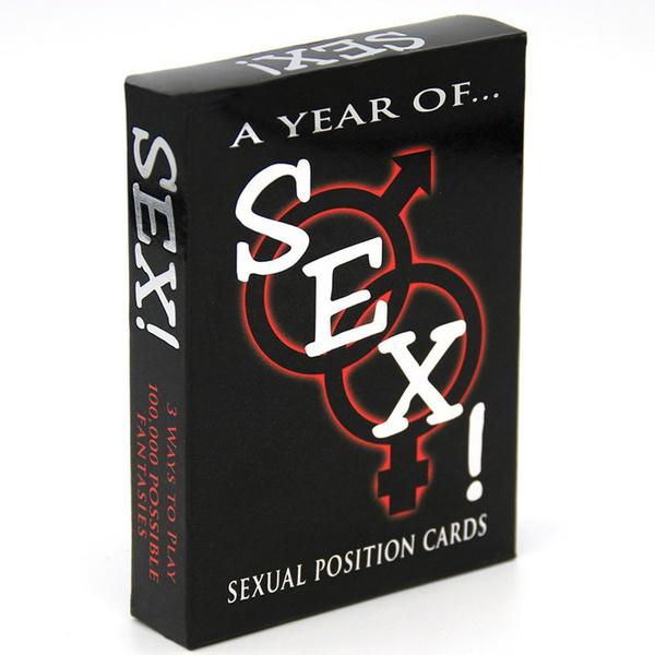 sexygamecard, sexpostioncard, ayearofsexforadult, Playing Cards