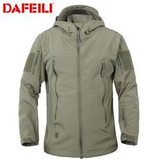 防水, 外加, 夹克, Plus Size