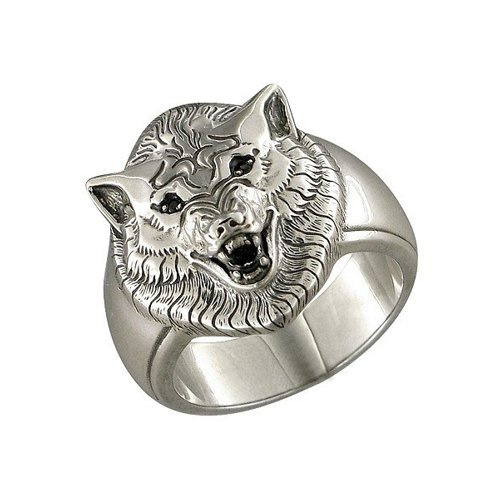 Cubic Zirconia, black, Jewelry, Ring