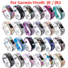 garminvivofitjrwathcband, garminvivofitjr, garminwatchband, Silicone