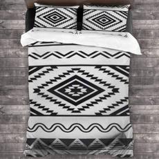 Bedding, 1quiltand2pillow, Gifts, softlightweightcotton3piecebed