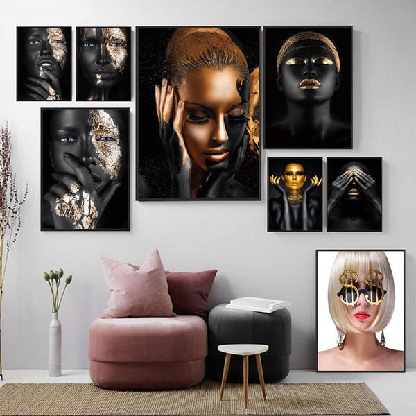 wallartcanva, Home & Kitchen, Wall Art, Jewelry
