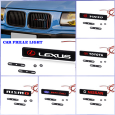 Toyota, carfronthoodgrille, cargrilleaccessorie, led