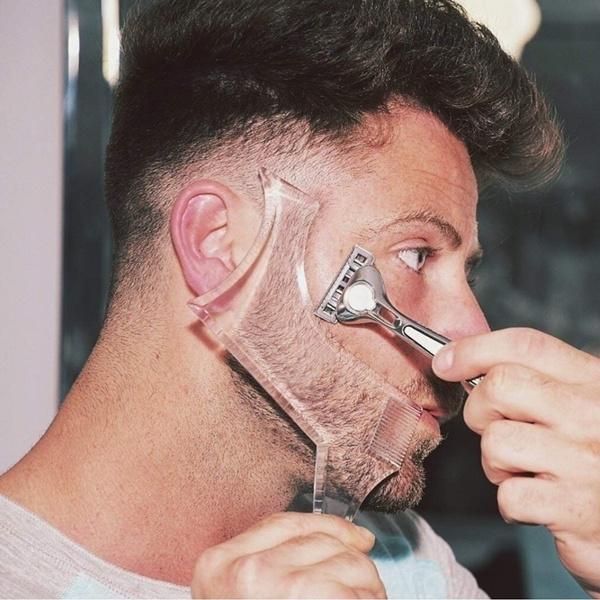 beardbrush, beardtrimmer, beardshaper, beardshape