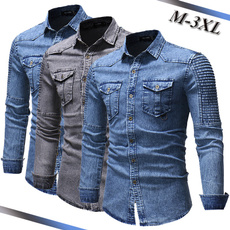 Shirt, Sleeve, Cowboy, Long Sleeve