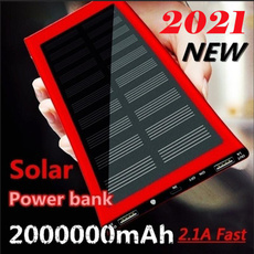Battery Pack, solarlightsoutdoor, Waterproof, Powerbank