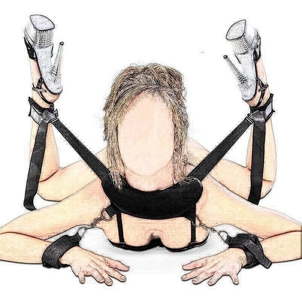 strapbelt, Fashion, gay, bondage