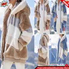 hooded, Winter, Fashionable, winter coat