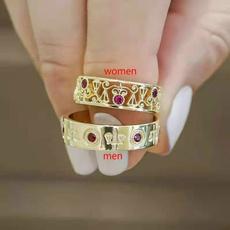 Steel, Wedding, Fashion, Jewelry