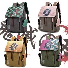 Drawstring Bags, Gifts, Backpacks, Demon
