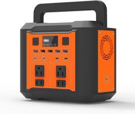 Outdoor, portable, generator, Battery