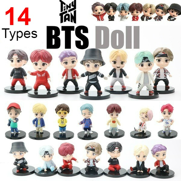 Collectibles, Toy, btsphotocard, doll