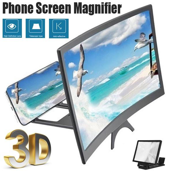 Movie, projector, phonescreenenlarger, Mobile