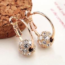 Sterling, pendantearring, DIAMOND, Jewelry