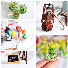 Mini, miniature, accessories112dollhouse, Balloon