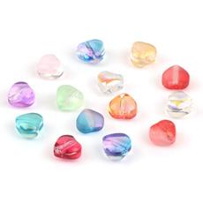 beadsforjewelrymaking, Heart, Jewelry, Bracelet