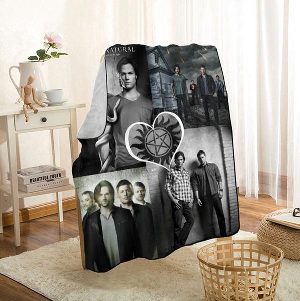 3dprintblanket, Fleece, supernatural, Sofas
