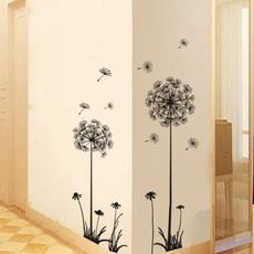 Decor, Flowers, dandelionflower, Home Decor