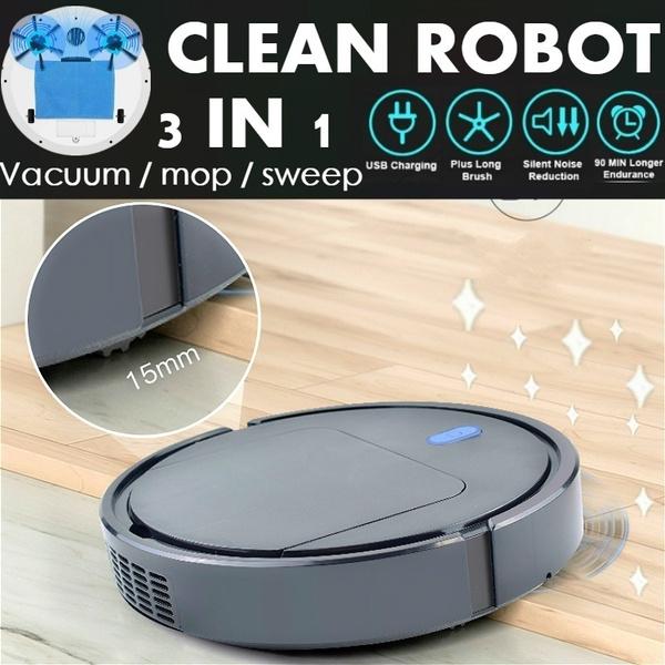 Home Supplies, sweepingmachine, Home & Living, sweeperrobot