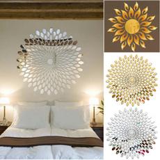 acrylicsticker, Geometric, Home Decor, 3dwallsticker
