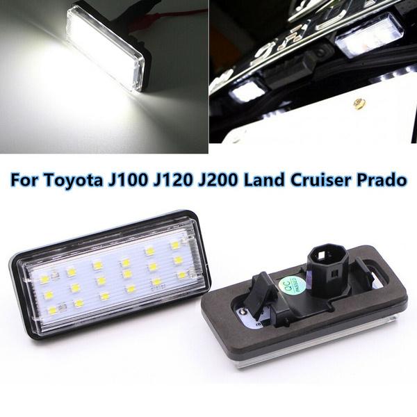 Toyota, toyotalandcruiser, led, Cars