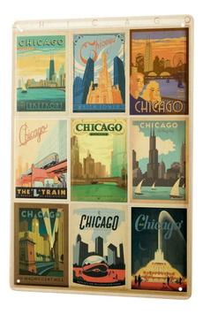 Chicago, partydecor, artposter, artdecor