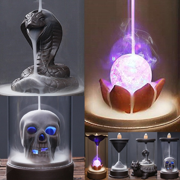 incensecenser, home fragrance, Ceramic, churchcenser