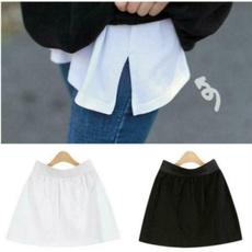 Skirts, layering, splitskirt, Sweatshirts