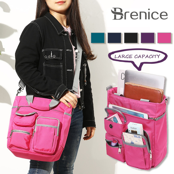 Shoulder Bags, Fashion, Satchel bag, brenice