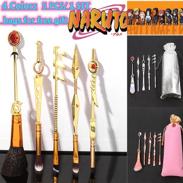 narutocosmeticmakeupbrushset, Cosplay, Beauty, Gifts