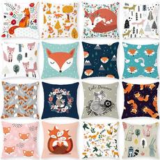 cushioncoversforchair, cute, Fox, Animal