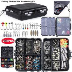 Box, fishingaccessorieskit, swivel, fishingsetbox