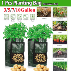 Farm, wovenfabric, vegetableplantingbag, potatogrowbag