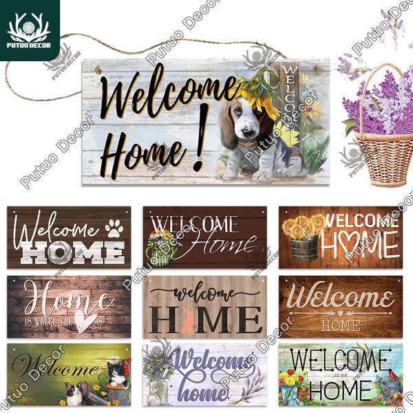 Home & Kitchen, woodenplaque, hangingplaque, woodensign