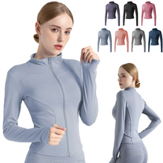 casualjacketsforwomen, autumenandwinterfitnesswear, Yoga, Winter