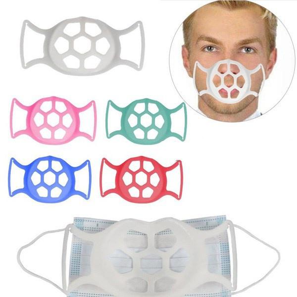 3dfacemask, Lipstick, maskguard, Silicone